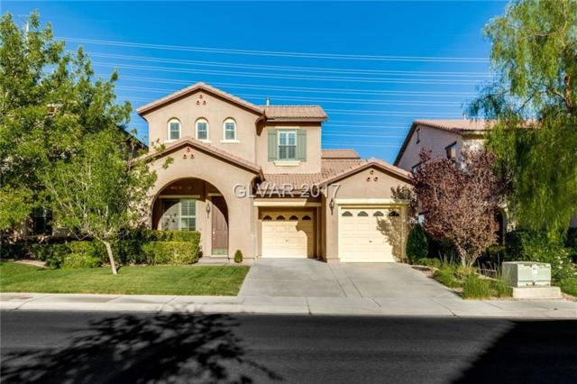 322 Newcastle Bridge, Las Vegas, NV 89138 (MLS #1952209) :: The Snyder Group at Keller Williams Realty Las Vegas