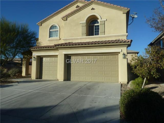 3616 Fledgling, North Las Vegas, NV 89084 (MLS #1952263) :: Signature Real Estate Group