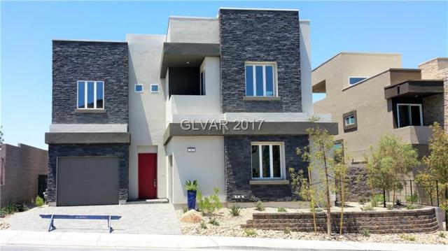 285 Crimson Edge, Henderson, NV 89012 (MLS #1952372) :: The Snyder Group at Keller Williams Realty Las Vegas