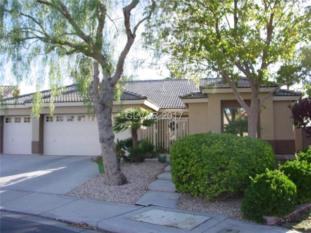 1313 Silver Wind, Henderson, NV 89052 (MLS #1952377) :: Signature Real Estate Group