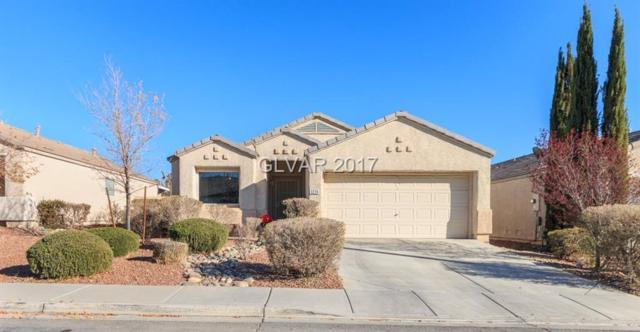 3274 Cherum, Las Vegas, NV 89135 (MLS #1952387) :: Signature Real Estate Group