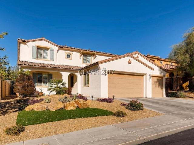 2892 Green Falls, Henderson, NV 89052 (MLS #1952414) :: Signature Real Estate Group