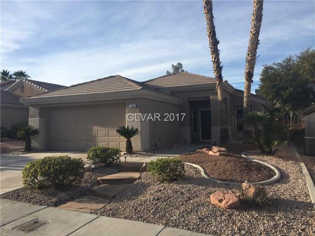 2110 Joy Creek, Henderson, NV 89012 (MLS #1952426) :: The Snyder Group at Keller Williams Realty Las Vegas