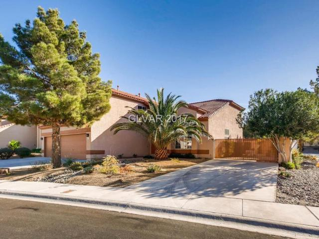 12 Almond, Las Vegas, NV 89074 (MLS #1952434) :: Signature Real Estate Group