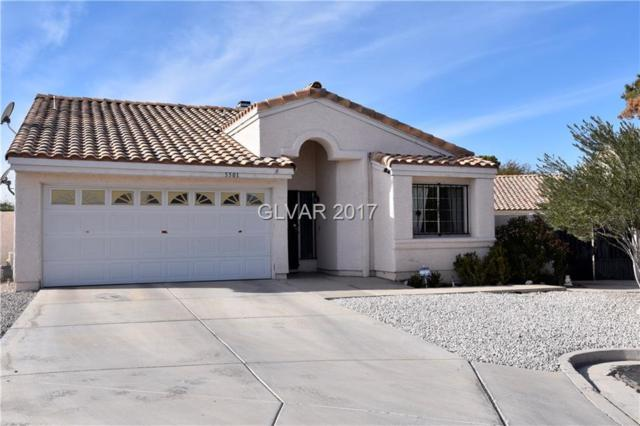 5501 Walton Heath, Las Vegas, NV 89142 (MLS #1952435) :: The Snyder Group at Keller Williams Realty Las Vegas