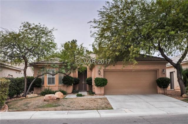 4313 Bella Cascada, Las Vegas, NV 89135 (MLS #1952438) :: The Snyder Group at Keller Williams Realty Las Vegas