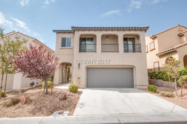 11817 Orense, Las Vegas, NV 89138 (MLS #1952450) :: The Snyder Group at Keller Williams Realty Las Vegas