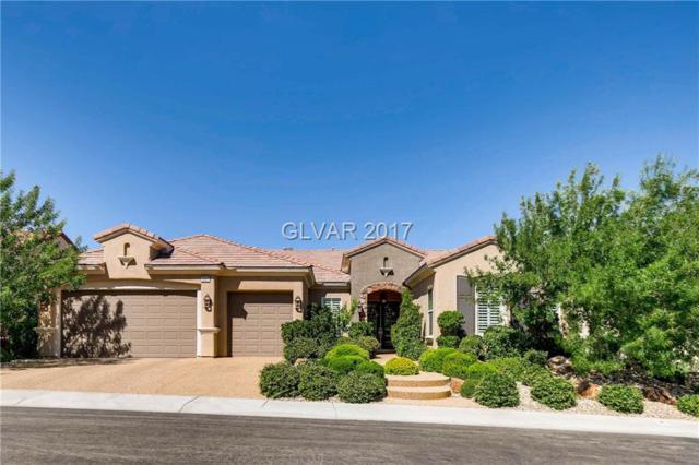 2227 Bannerwood, Henderson, NV 89044 (MLS #1952454) :: The Snyder Group at Keller Williams Realty Las Vegas