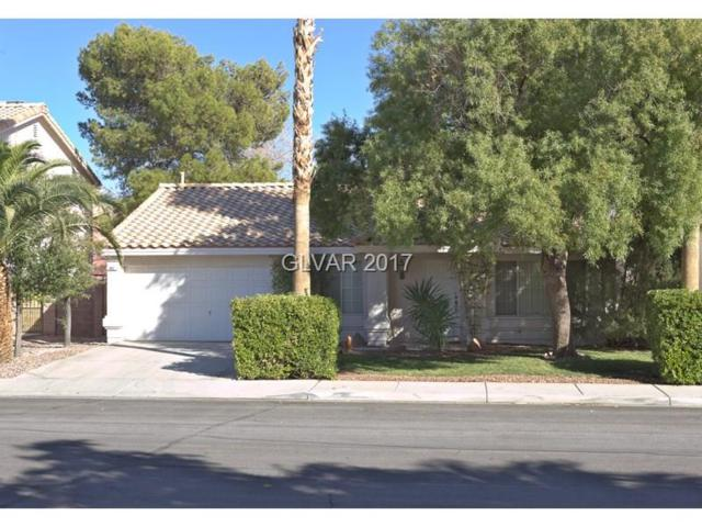961 Derringer, Henderson, NV 89014 (MLS #1952475) :: Signature Real Estate Group