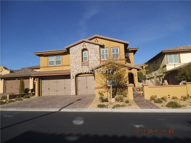 12284 Lost Treasure, Las Vegas, NV 89138 (MLS #1952583) :: The Snyder Group at Keller Williams Realty Las Vegas