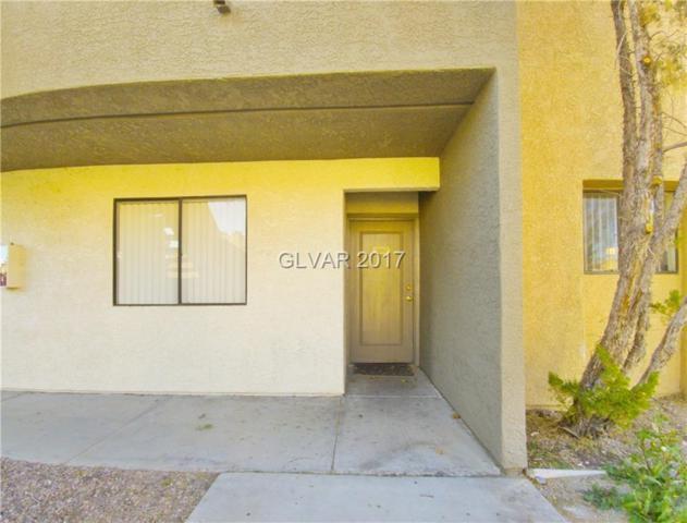 3151 Soaring Gulls #1202, Las Vegas, NV 89128 (MLS #1952636) :: Realty ONE Group