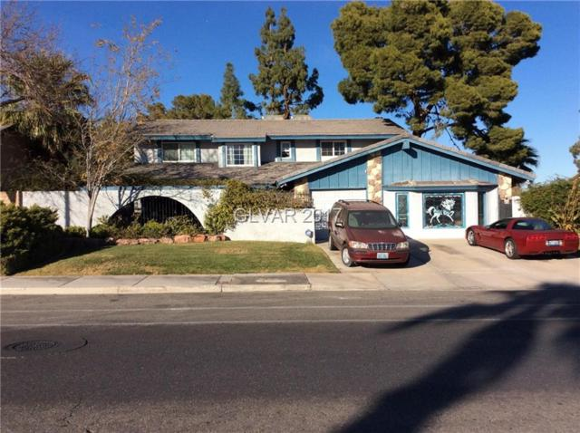 3724 E Harmon, Las Vegas, NV 89121 (MLS #1952667) :: The Snyder Group at Keller Williams Realty Las Vegas