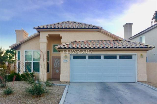 7633 Desert Breeze, Las Vegas, NV 89149 (MLS #1952682) :: The Snyder Group at Keller Williams Realty Las Vegas