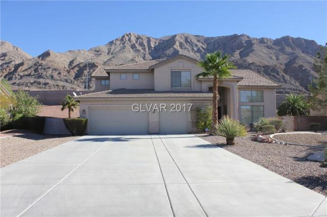 948 Evening Dew, Las Vegas, NV 89110 (MLS #1952691) :: The Snyder Group at Keller Williams Realty Las Vegas