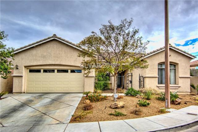 10719 Cliffords Tower, Las Vegas, NV 89135 (MLS #1952696) :: Signature Real Estate Group