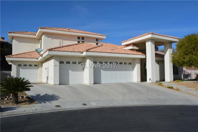 2013 Amber Stone, Las Vegas, NV 89134 (MLS #1952773) :: Signature Real Estate Group