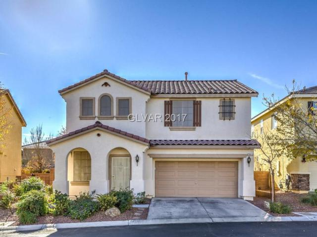 10653 Kennedy Peak, Las Vegas, NV 89166 (MLS #1952898) :: Signature Real Estate Group