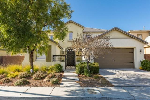 969 Hickory Park, Las Vegas, NV 89138 (MLS #1953168) :: Realty ONE Group