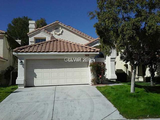 2303 Jasmine Garden, Las Vegas, NV 89134 (MLS #1953414) :: Signature Real Estate Group