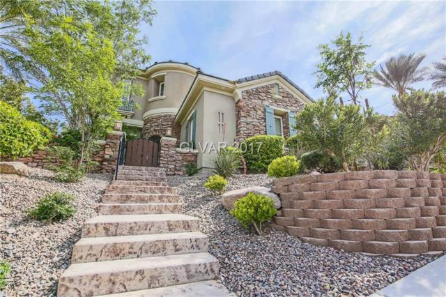 1387 Quiet River, Henderson, NV 89012 (MLS #1953460) :: Signature Real Estate Group