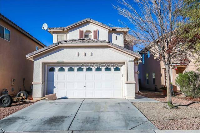 8433 Warthen Meadows, North Las Vegas, NV 89131 (MLS #1953481) :: Signature Real Estate Group