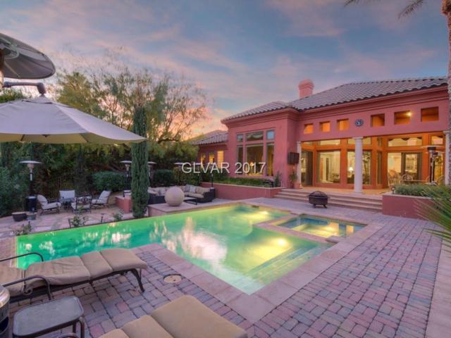 18 Via Mira Monte, Henderson, NV 89011 (MLS #1953505) :: Signature Real Estate Group