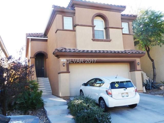 699 Quayside, Las Vegas, NV 89178 (MLS #1953524) :: Signature Real Estate Group