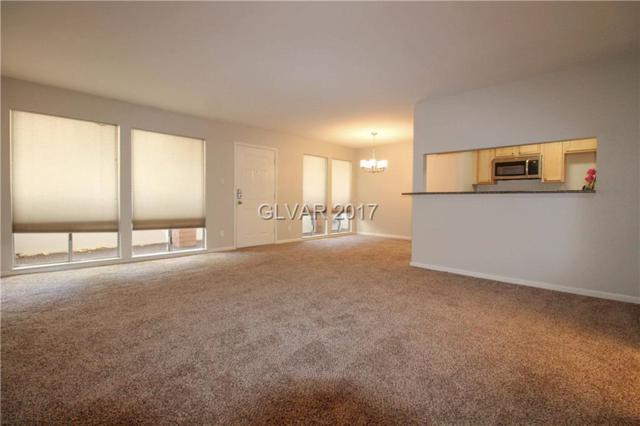 730 Oakmont #910, Las Vegas, NV 89109 (MLS #1953546) :: Signature Real Estate Group
