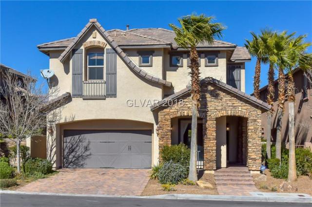 1017 Baronet, Las Vegas, NV 89138 (MLS #1954149) :: Realty ONE Group