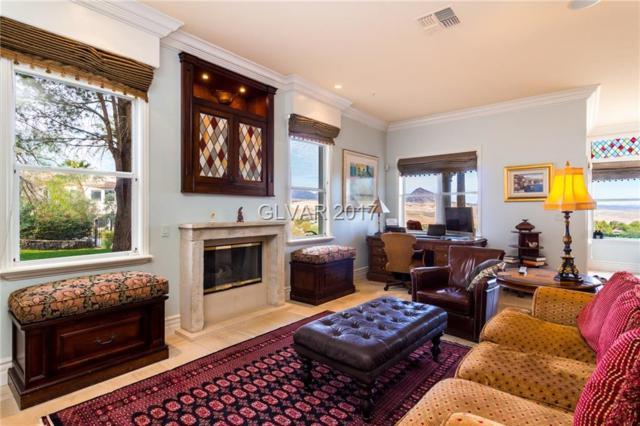 11 Strada Di Circolo #0, Henderson, NV 89011 (MLS #1954750) :: Signature Real Estate Group
