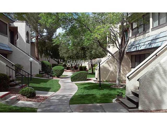1404 Santa Margarita G, Las Vegas, NV 89146 (MLS #1954788) :: Trish Nash Team