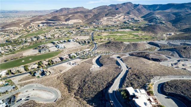 1525 Dragon Glen, Henderson, NV 89012 (MLS #1955628) :: Keller Williams Southern Nevada