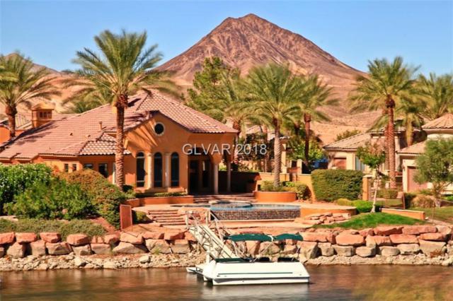 22 Via Mira Monte, Henderson, NV 89011 (MLS #1955806) :: Signature Real Estate Group
