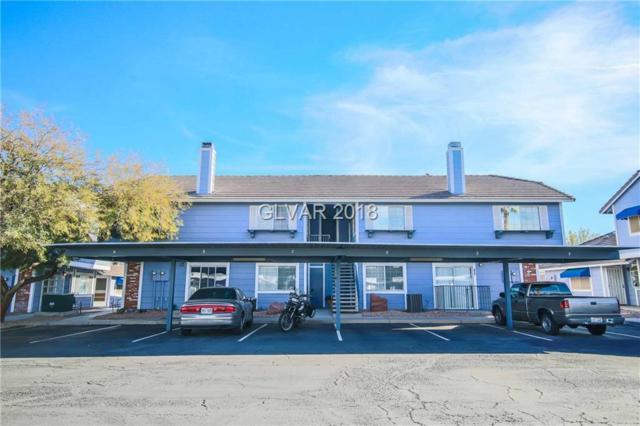 5330 Silvermist #103, Las Vegas, NV 89122 (MLS #1955868) :: Trish Nash Team