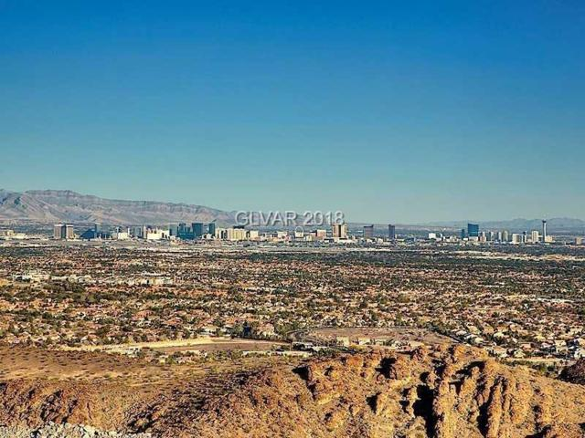 669 Dragon Peak, Henderson, NV 89012 (MLS #1955879) :: Keller Williams Southern Nevada