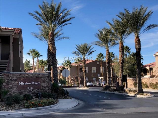 10245 Maryland #106, Las Vegas, NV 89183 (MLS #1955970) :: Signature Real Estate Group