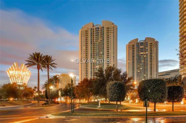 2857 Paradise #1001, Las Vegas, NV 89109 (MLS #1956094) :: Trish Nash Team