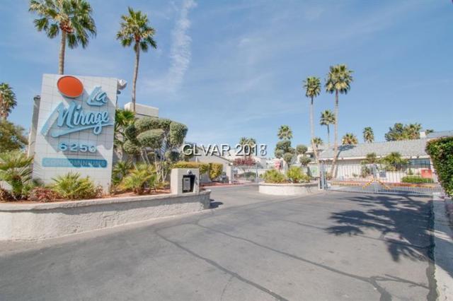 6250 W Flamingo #69, Las Vegas, NV 89103 (MLS #1956146) :: Trish Nash Team