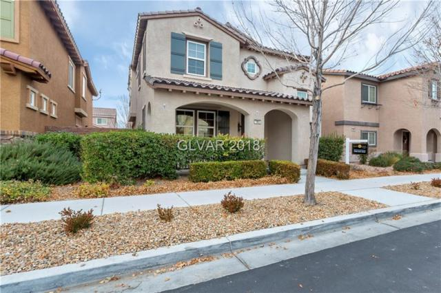 1863 Via Delle Arti, Henderson, NV 89044 (MLS #1956470) :: Realty ONE Group