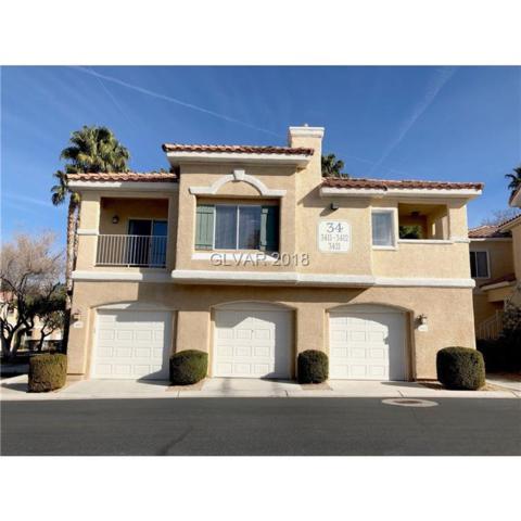 251 S Green Valley #3421, Henderson, NV 89012 (MLS #1956606) :: The Snyder Group at Keller Williams Realty Las Vegas