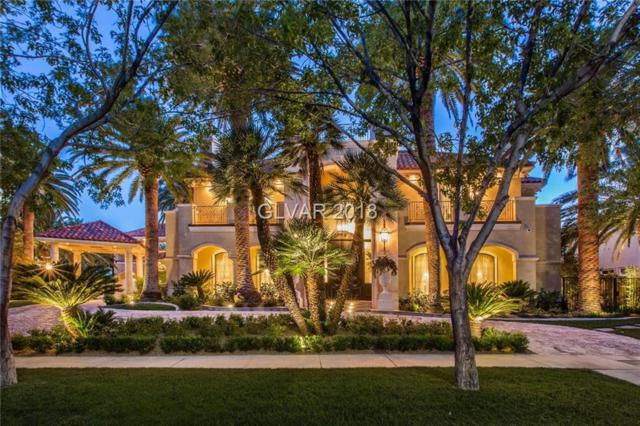 9021 Grove Crest, Las Vegas, NV 89134 (MLS #1956650) :: ERA Brokers Consolidated / Sherman Group