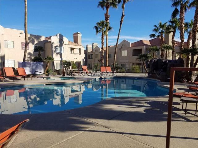 8600 Charleston #2184, Las Vegas, NV 89145 (MLS #1956815) :: Trish Nash Team