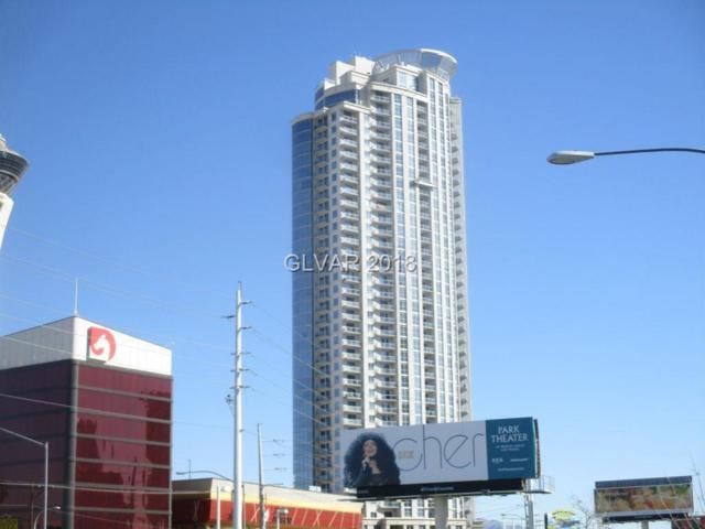 200 Sahara #2011, Las Vegas, NV 89102 (MLS #1957422) :: Trish Nash Team