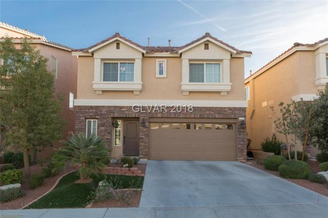 5955 Mendocino Hill, Las Vegas, NV 89139 (MLS #1957719) :: Realty ONE Group