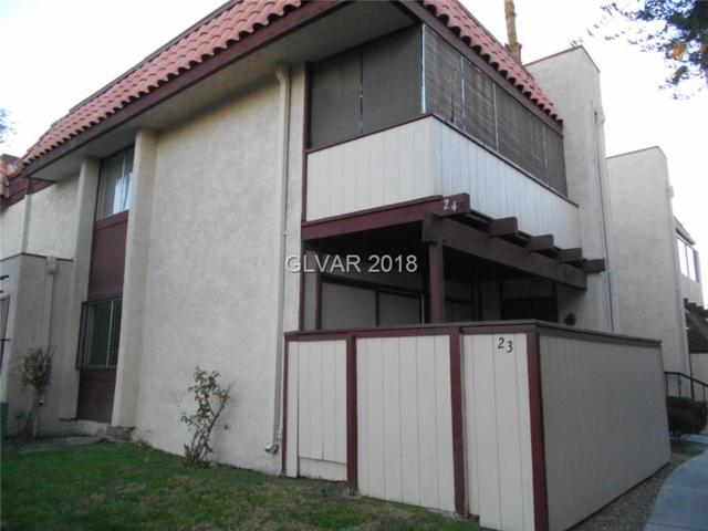 3136 Eastern #24, Las Vegas, NV 89169 (MLS #1957852) :: Signature Real Estate Group