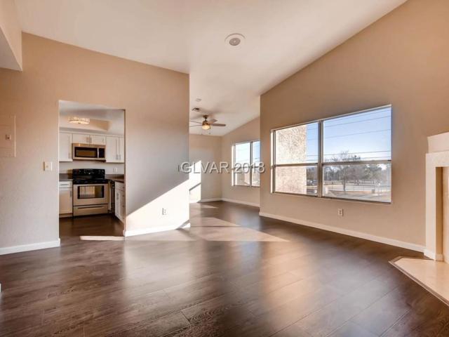 6250 W Flamingo #5, Las Vegas, NV 89103 (MLS #1958003) :: Trish Nash Team