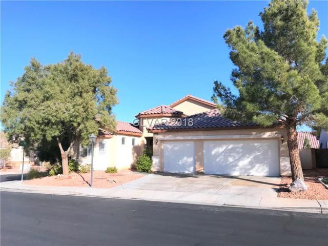 10526 Refugio, Las Vegas, NV 89141 (MLS #1958349) :: The Snyder Group at Keller Williams Realty Las Vegas