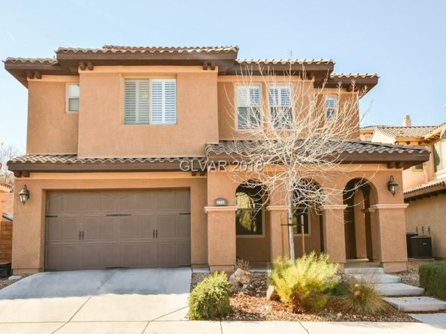 1057 Via Saint Andrea, Henderson, NV 89011 (MLS #1958420) :: Keller Williams Southern Nevada