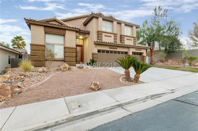 1352 Meandering Hills, Henderson, NV 89052 (MLS #1958524) :: Keller Williams Southern Nevada