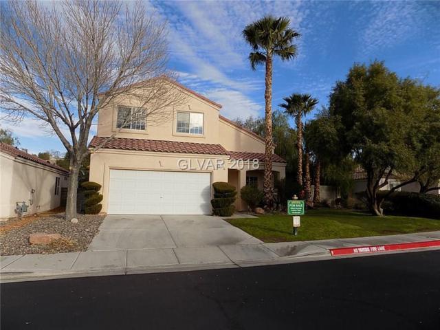 1542 Silver Sunset, Henderson, NV 89052 (MLS #1958688) :: Keller Williams Southern Nevada